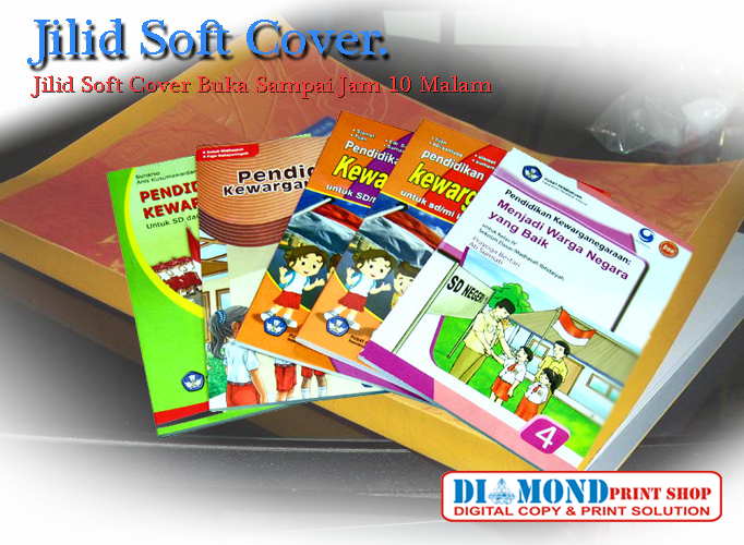 JILID SOFT COVER